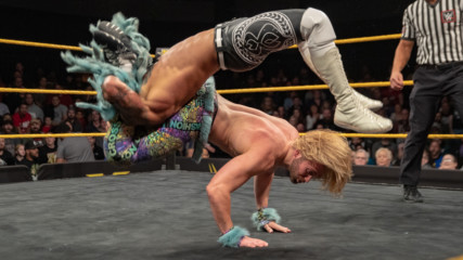 Ricochet vs. Tyler Breeze - NXT North American Championship Match: WWE NXT, Dec. 12, 2018