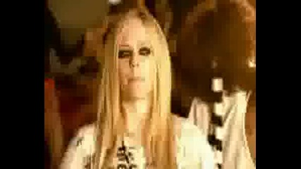 Avril Lavigne Ft.lil Mama - Girlfriend (remix).avi