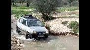 Fiat Panda 4x4 Rui Filipe