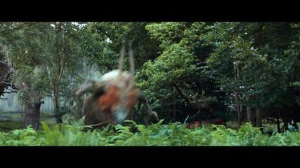 """47 ронини - откъс """" Кай в битка с чудовището на Аго"""""""