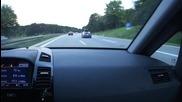 Opel Zafira Vs Bmw F10 [top Speed]