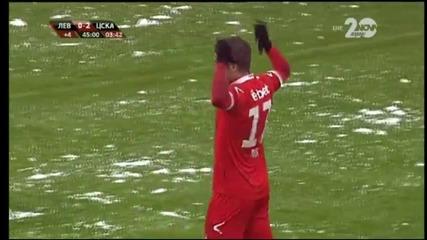 Цска с 6 поредна победа над Левски във вечното дерби / 3:0