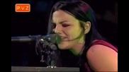 Korn - Thoughtless (covered by evanescence live at rock am rio '04)