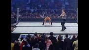 Smackdown 08/07/09 John Morrison vs Tyson Kid