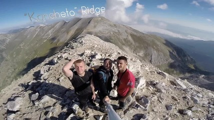 Gopro: Time in Pirin