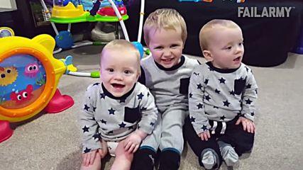 Смешни моменти с деца