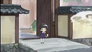 Gugure! Kokkuri-san Епизод 1 Bg Sub Hd -
