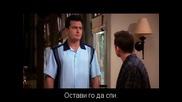 Двама Мъже И Половина Сезон 3 еп.03 + Бг субтитри