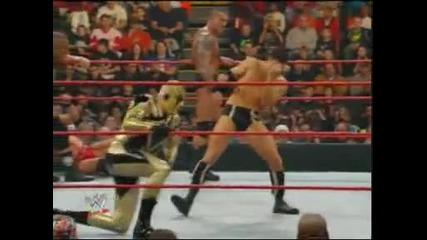 Cody Rhodes Vs Goldust (in the 2009 Royal Rumble.)