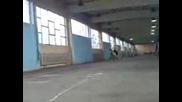 Лекоатлетчето - дълъг скок