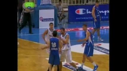 Жесток бой между гърци и сърби в контрола!