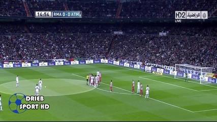 Реал Мадрид 2 - 0 Атлетико Мадрид [ 1.12.2012 ]