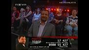 Vip Brother 3 - Шоуто На Тошето* Софи,  Ицо И Део Пеят В Шоуто*