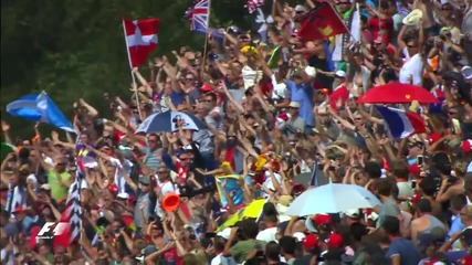 formula1 Thrills and spills - 2015's most dramatic moments