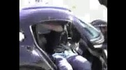 Dodge Viper 900 Hp Vs. 3 Suzuki Hayabusa Vs. 1 Kawasaki Zx12r.wm