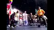 Krump - Rize [clowns Vs. Krumpers]