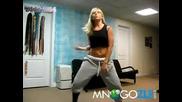 Яка мацка танцува невероятно !