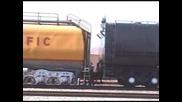 Union Pacific Steam Locomotive 3985 Chalinger Big Boy.