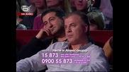 Dancing Stars - Freestyle танца на Нети и Александър Докулевски 20.10