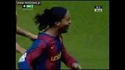 Atletico Madrid 4 - 2 Fc Barcelona - Gol Ron