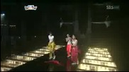Snsd - The Boogie That Be + Break Away [ Idol Big Show 2009 ]