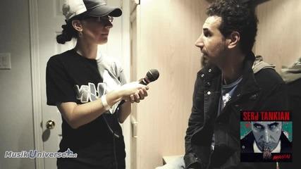Serj Tankian interview