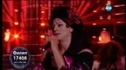 Филип Аврамов като Cher - Като две капки вода - 06.04.2015 г.