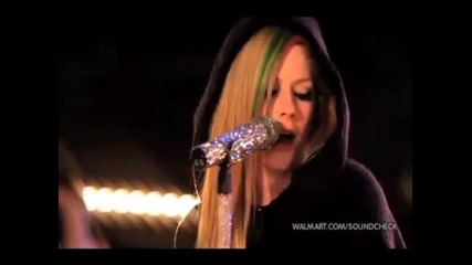 Avril Lavigne - What The Hell (acoustic)