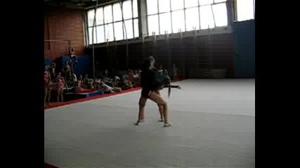 Спортна Акробатика - Темпо