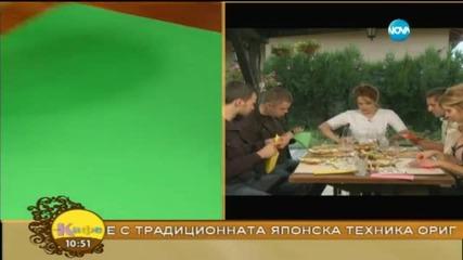 """""""На кафе"""" с Биляна Петринска (23.06.2015г.)"""