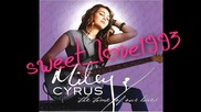 Превод!!! Miley Cyrus - When I Look At You