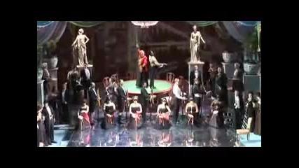 Верди - Травиата - балетна сцена