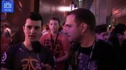 Интервю със Soaz от Lol отбора на Fnatic - Afk Tv на Gamescom 2013