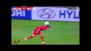 Гола на Кристиано Роналдо на мaча Portugal 7:0 North Korea * World Cup 2010 *