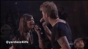 Lady Antebellum - Just A Kiss ~ Live at Billboard Music Awards 2011 ~ H D [ превод ]