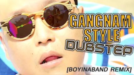 Gangnam Style Dubstep Remix