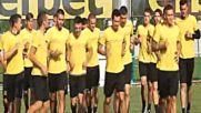 Първа тренировка на Ботев Пловдив за новия сезон