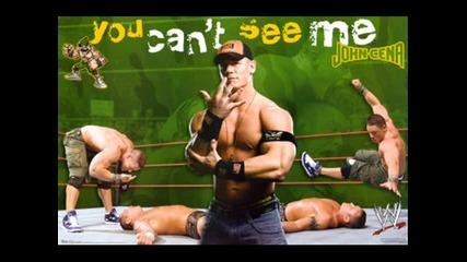 John Cena - най - сладкият кечист