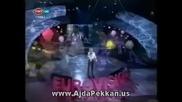 Ajda Pekkan Eurovision 2001 Show