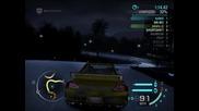 Need For Speed Carbon Mitsubishi Lancer Improvizaciq