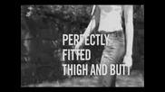 Реклама На Дънки Abercrombie & Fitch