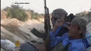 В окопа с джихадистите от Ислямска държава