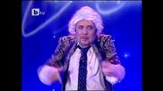 Комиците - Педераз - два, пее печурки събирам 17.07.10