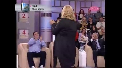 Vesna Zmijanac - Sve za ljubav - Nedeljno popodne Lee Kis - (TV Pink 2011)