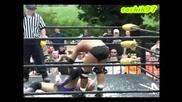 Секси Еди срещу Иан Нокс - [ C Z W Tournament of Death 3 ]