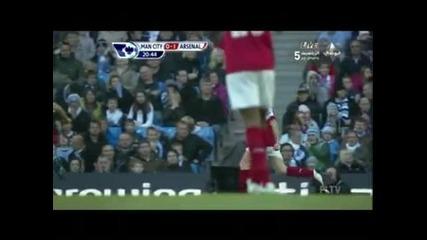 24.10.10 Манчестър Сити - Арсенал 0:3