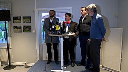 Sweden: Houthi delegation hail 'progress' over prisoner list exchanges at peace talks