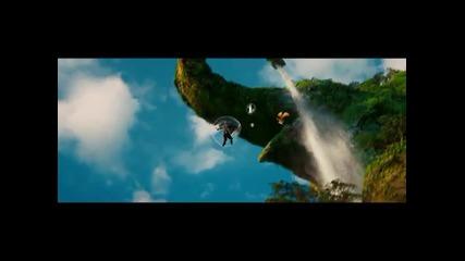 Оз: Великият и могъщият - първи откъс от филма :)