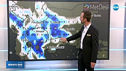 Прогноза за времето (30.03.2020 - обедна емисия)