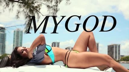 Mohombi ft. Wisin - Baddest Girl in Town ( Official Lyric Video )
